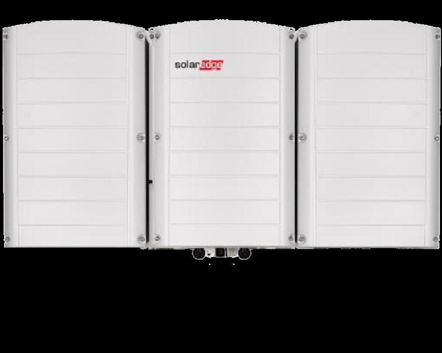 SolarEdge Three Phase Inverter with Synergy Technology