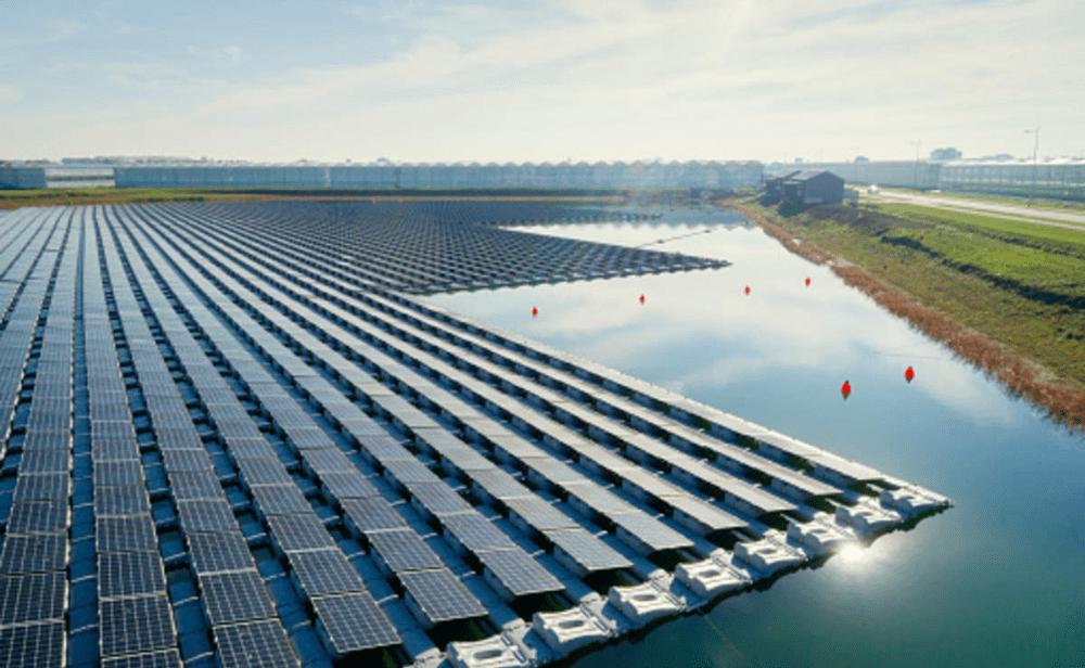 Floating Solar News