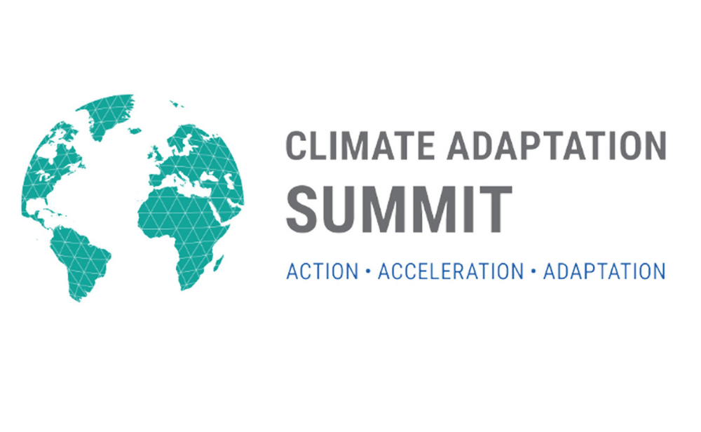 For featuring Climate Adaptation Summit