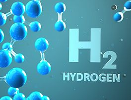 featuring of hydrogen green