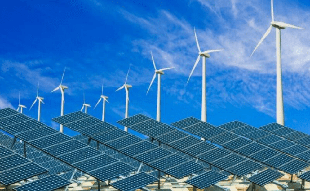 Solar Overtakes Wind Featuring Image