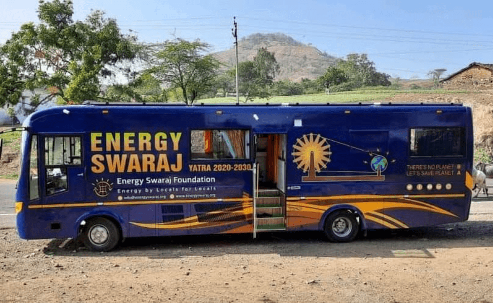 featuring image of energy swaraj