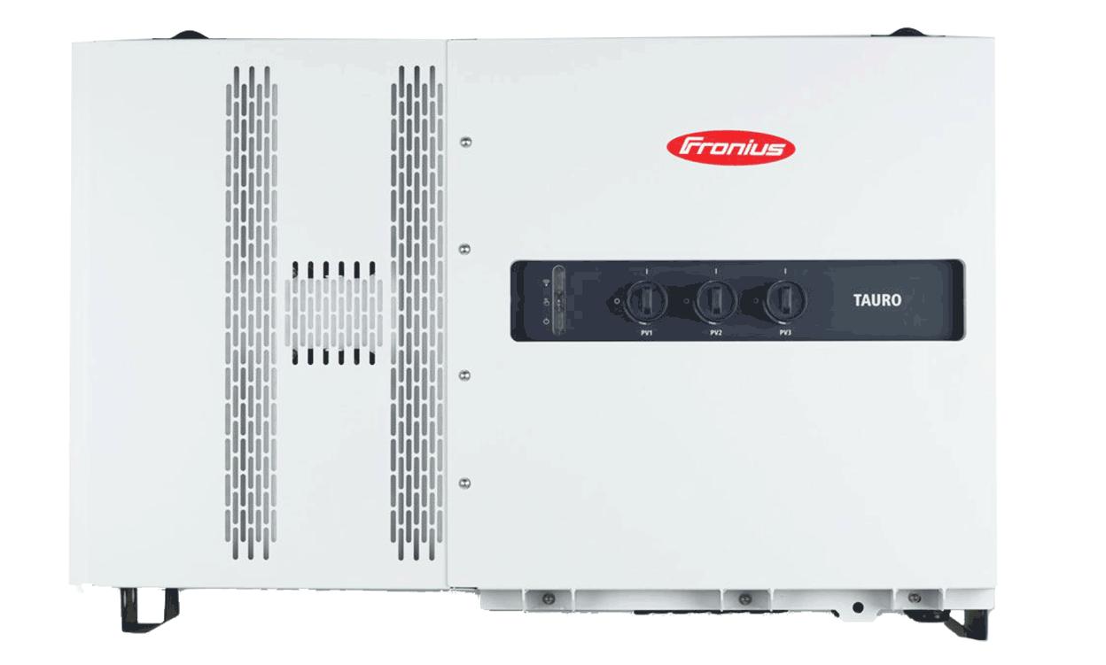 Fronius Tauro Inverter 100 KW