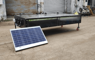 featuring image of solar dryer