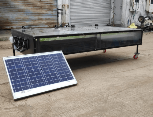 Solar Dryer: Evolved Way Of The Traditional Food Dehydration