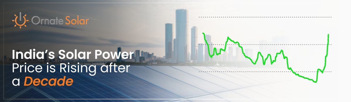 Solar Power Price | Ornate Solar