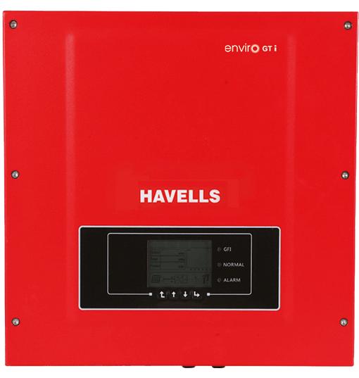 Havells Enviro GTi KT Solar Inverter - 50 to 80 kW