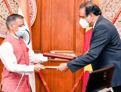 With  $100 million (USD) Line of Credit, India Helped Sri Lanka with Solar Energy Projects