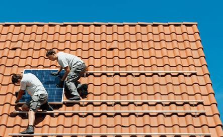 Good-Roof-Strength-solar-system-installation