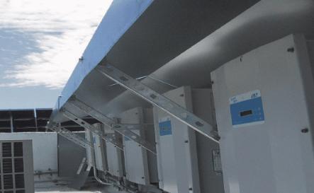 Inverter-Installed-Under-The-Shade-solar-system-installation