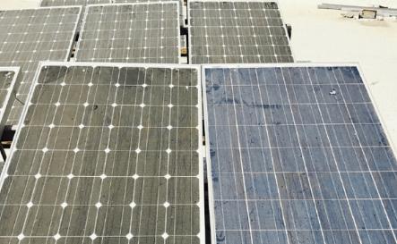 Mismatched-Solar-PV-solar-system-installation