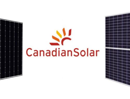 Canadian Solar Panels Price In India, 2021