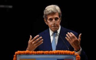 Mr. John Kerry Cheapest to build a solar farm in India.