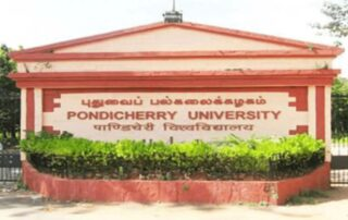 At Pondicherry University, AMP Energy has Installed a Solar Power Plant