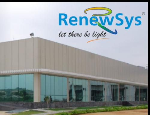RenewSys Solar Panels Price In India, 2021