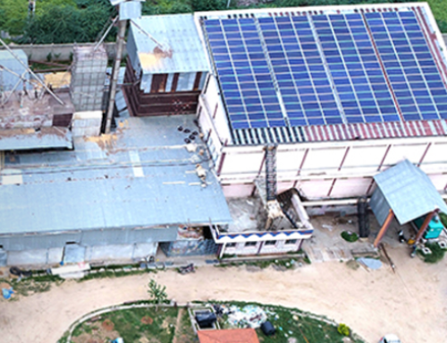 Solar-Powered Milling Technology for Rice Farmers / Solar Rice Mill With Case Studies