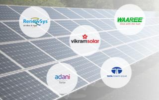 Top 5 Indian solar Panel Manufacturer
