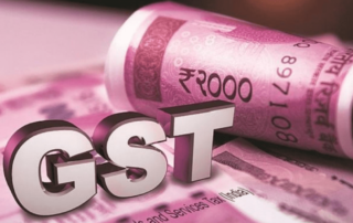 Higher GST rate